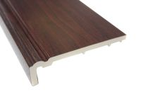 1 x 404mm Ogee Capping Fascia (rosewood)