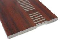 225mm Vented Soffit (mahogany)