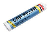 300ml Soudal Gap Filler & Sealant (white)