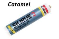 300ml Caramel Soudal Silirub 2 Silicone