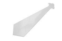 Bargeboard Finial (white)