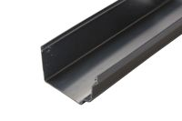 4 Metre Gutter (ogee anthracite)