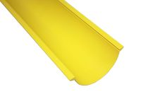 125mm x 3 metre Half Round Gutter (any RAL colour)