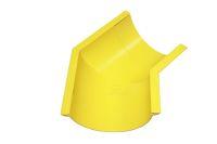 125mm x 135 Deg Gutter Angle (any RAL colour)