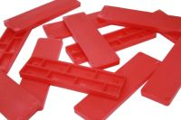 6mm Red Window Packers (100 approx)