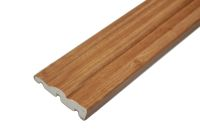 70mm x 18mm Ogee Architrave (golden oak)