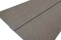 167mm Featheredge Style Cladding (Natural Graphite)