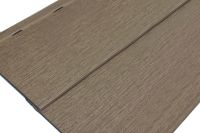 167mm Featheredge Style Cladding (Natural Walnut)