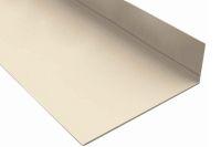 Aluminium 50mm x 150mm Lacquered Angle (Cedar)