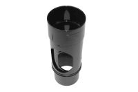 Access Pipe Round (terr black)