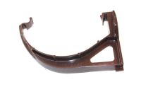 Support Bracket (rustic brown crescent)