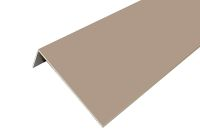 Aluminium 50mm x 150mm Lacquered Angle (Camel/Cedar)