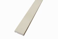 25mm x 6mm D Section (Agate Grey 7038 Woodgrain)