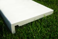405mm Maxi Fascia Board (white)