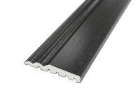 125mm x 18mm Ogee Architrave (black woodgrain)