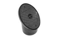 110mm Pvc Oval Rodding Access Point (spigot)