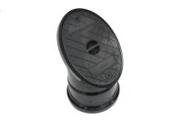110mm Pvc Oval Rodding Point (socketed)