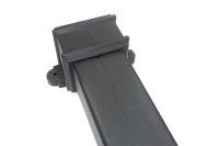 1.8 Metre Socketed Pipe (rectangular)