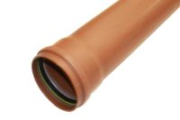 3mt x 160mm Socketed Drainage Pipe
