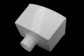 Rainwater Head 82mm (terr white)