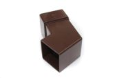 Shoe Square (terr brown)