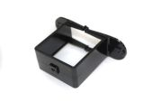 Pipe Bracket Square (terr black)