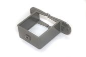 Pipe Bracket Square (terr grey)