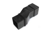 Wall Offset Square (terr black)
