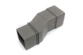 Wall Offset Square (terr grey)