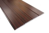 400mm Tongue & Groove Hollow Soffit (mahogany)