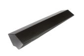 300mm External Corner 135 Deg (black ash)