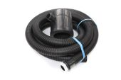 Long Hose Rainwater Diverter Kit (black)