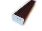 20mm x 22mm Rectangle (mahogany)