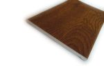 95mm x 6mm Flat Back Architrave (golden oak)
