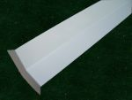 135 Deg Internal Square/Ogee Fascia Angle (white)