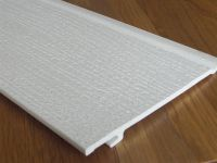 167mm Feathedge Style Cladding (white)