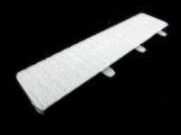 167mm Single Butt Joint (white)