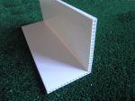 100 x 80 Hollow Angle (white)