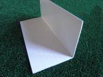 100 x 80 Angle (white)