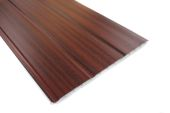300mm Tongue & Groove Hollow Soffit (mahogany)