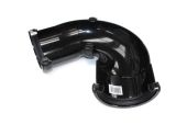 Black Adjustable Gutter Angle (floplast)