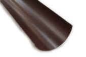 4 Metre Gutter Large (brown)
