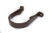 Pipe Clip (brown)