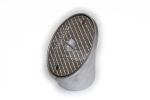 Aluminium Plain Oval Rodding Eye (spigot tail)