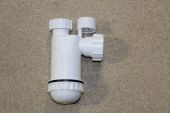 40mm Bottle Trap (75mm seal anti-syphon)